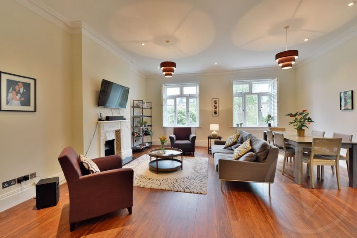 Aberdare Gardens, South Hampstead, London, NW6  - South Hampstead, North West London