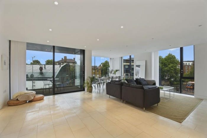 Latitude House, Oval Road, Primrose Hill, London, NW1 7EU - Primrose Hill, North West London