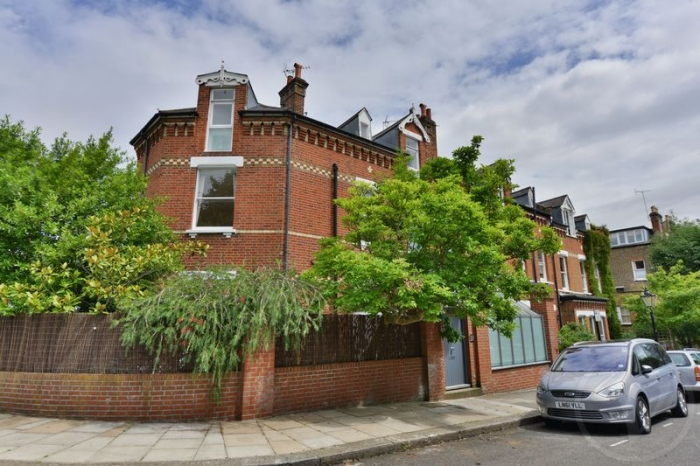 Rudall Crescent, Hampstead, London, NW3  - Hampstead, North West London