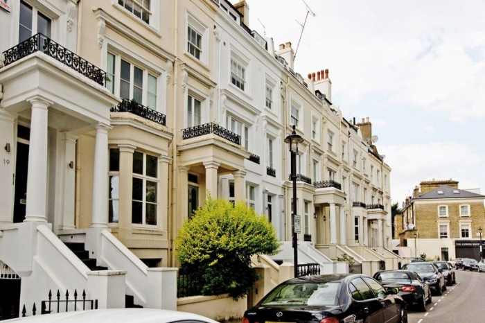 Alma Square, St Johns Wood, London, NW8 - St Johns Wood, North West London