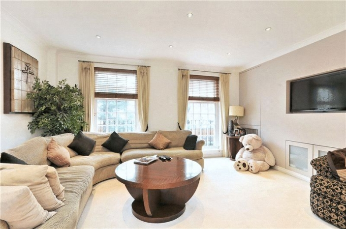 Marston Close, London, NW6 - South Hampstead, North West London