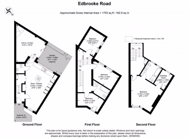 Edbrooke Road, Maida Vale, London, W9 - Maida Vale, West London