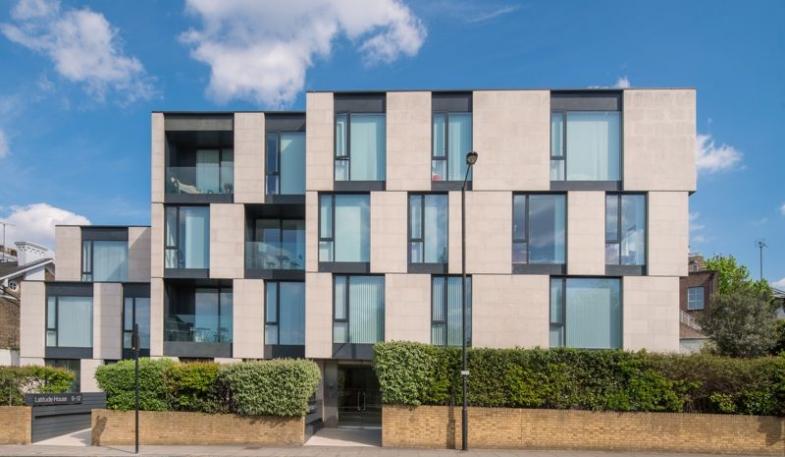 Latitude House, Oval Road, Primrose Hill, London, NW1 - Primrose Hill, North West London