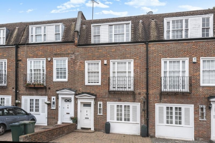 Marston Close, South Hampstead, London, NW6 - South Hampstead, North West London