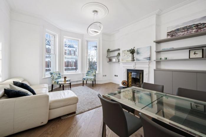 Downe Mansions, Gondar Gardens, West Hampstead, London NW6 - West Hampstead, North West London