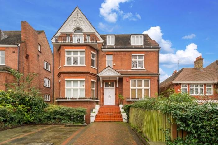 Maresfield Gardens, Hampstead, London NW3