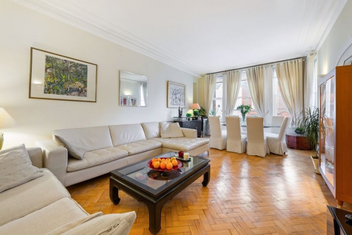 Canfield Gardens, South Hampstead, London NW6  - South Hampstead, North West London