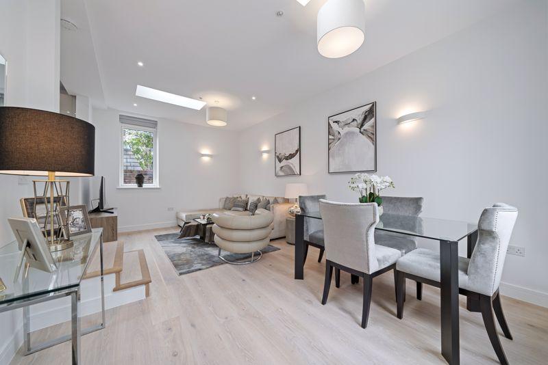 Cecil Grove, St Edmunds Terrace, London NW8  - Primrose Hill, North West London