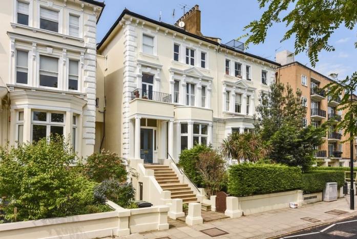 Belsize Park, Belsize Park, London, NW3 - Swiss Cottage, North West London
