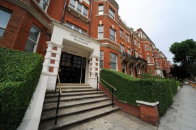 Marlborough Mansions, Cannon Hill, West Hampstead, London, NW6 - West Hampstead, North West London