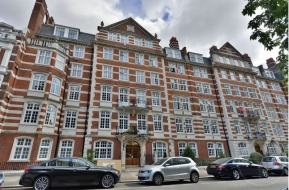 Hanover House, St. Johns Wood High Street, London, NW8  - St Johns Wood, North West London