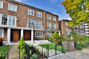Marlborough Hill, St Johns Wood, London, NW8  - St Johns Wood, North West London