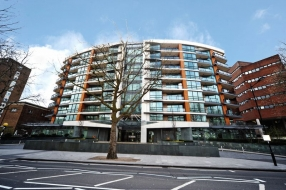 Pavillion Apartments, St Johns Wood, London, NW8 - St Johns Wood, North West London