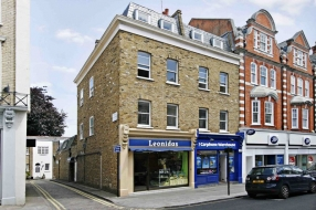 Charles Lane, St Johns Wood, London, NW8  - St Johns Wood, North West London