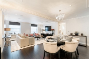 Manor Apartments, Abbey Road, St Johns Wood, London, NW8 - St Johns Wood, North West London
