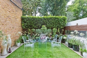 Greencroft Gardens, South Hampstead, London, NW6  - South Hampstead, North West London