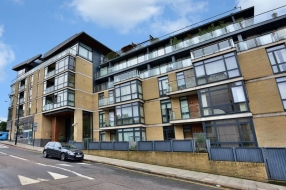 Pulse Apartments, Lymington Road, West Hampstead, NW6 - West Hampstead, North West London