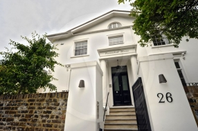 Cavendish Avenue, St Johns Wood, London, NW8 - St Johns Wood, North West London