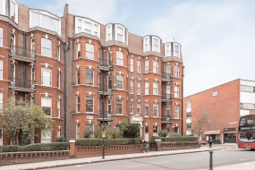 Sandwell Mansions West End Lane West Hampstead NW6 - West Hampstead, North West London