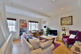 Fairfax Place, South Hampstead, London, NW6 - South Hampstead, North West London