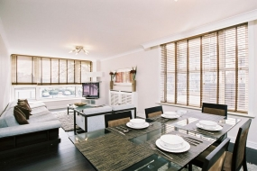 Boydell Court, St. Johns Wood Park, NW8 - St Johns Wood, North West London