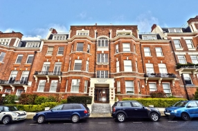 Buckingham Mansions, West Hampstead, London, NW6 - West Hampstead, North West London