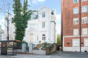 Abbey Road, St Johns Wood, London, NW8 - St Johns Wood, North West London