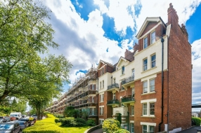Harvard Court, Honeybourne Road, West Hampstead, London, NW6 - West Hampstead, North West London