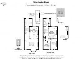 Winchester Road, London, NW3 - Swiss Cottage, North West London