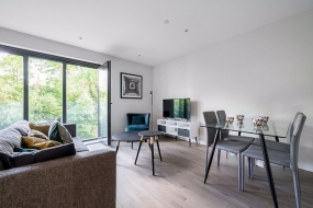Viridium Apartments, Finchley Road, Hampstead, London, NW3 - Hampstead, North West London