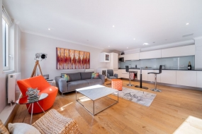 Panoramic, Pond Street, Hampstead, London, NW3 - Hampstead, North West London