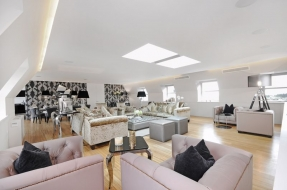Penthouse, St Johns Wood Park, St Johns Wood, London, NW8 - St Johns Wood, North West London