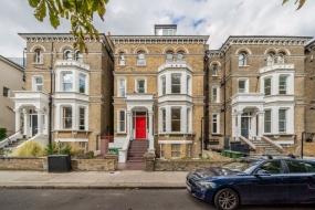 Lancaster Grove, Belsize Park, London NW3 - Belsize Park, North West London