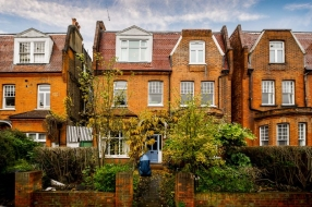 Aberdare Gardens, South Hampstead, London NW6 - South Hampstead, North West London