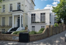 Priory Terrace, South Hampstead, London NW6 - South Hampstead, North West London