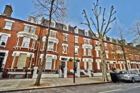 Sutherland Avenue, Maida Vale, London, W9 - Maida Vale, West London